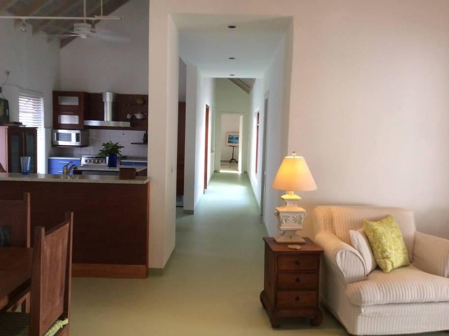 Hallway - Barbados holiday rentals